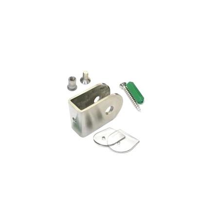 Mocowanie U do paneli WC SS304 10-18mm