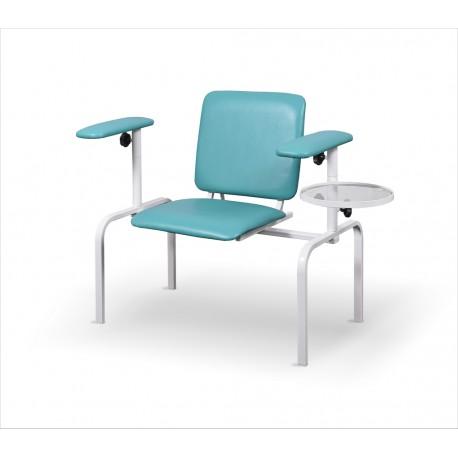 Fotel do pobierania krwi